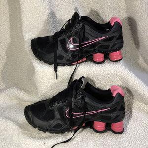 2019-Jun-23 Woman's Nike Turbo Shox US Size 7.5